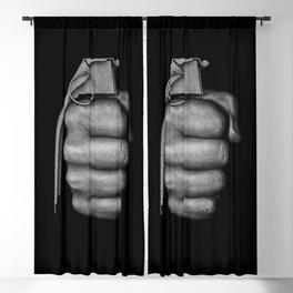 Violent acts Blackout Curtain