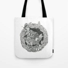 Pangolin's Dream Tote Bag