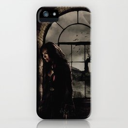Regina: Young Hope Gone iPhone Case