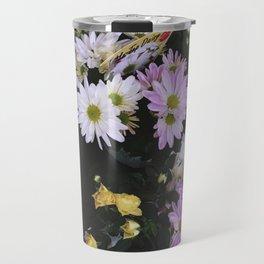 April Flowers Travel Mug
