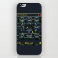Pacman iPhone & iPod Skin
