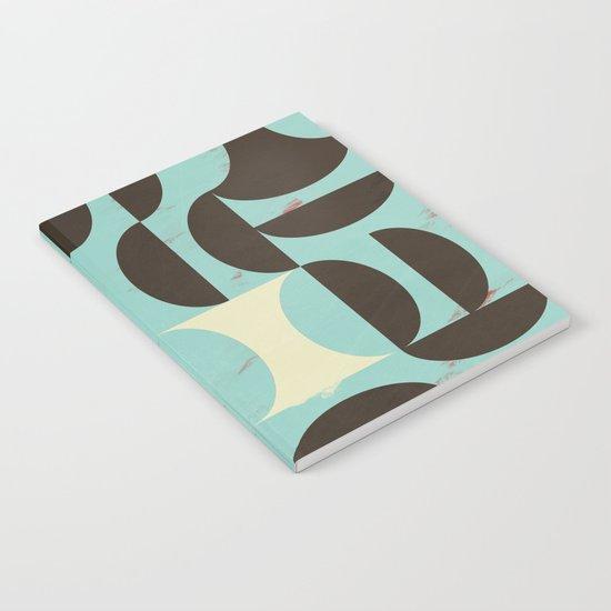 Half and Half II Notebook