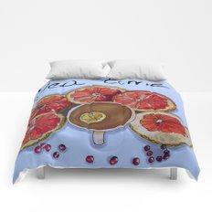 Tea time Comforters