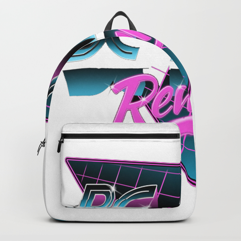 Be Kind, Rewind Backpack by Monarchy70613 BKP7567437