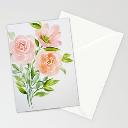 Busy Bouquet Stationery Cards
