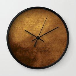Abstract Cave VIII Wall Clock