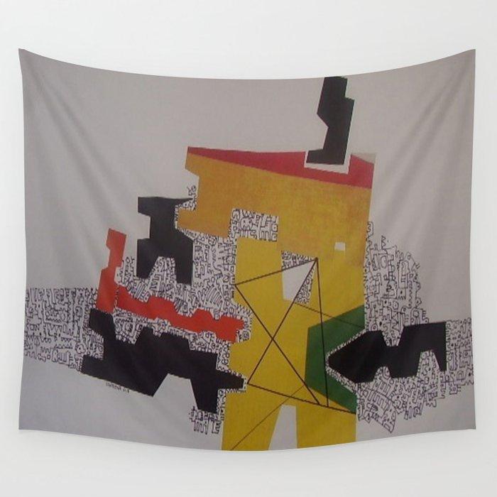 LA PEREGRINACION Wall Tapestry
