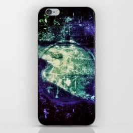 Out of Line iPhone Skin