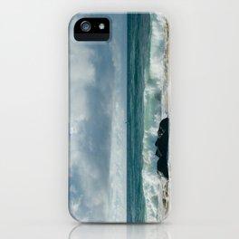 Hookipa Beach Pacific Ocean Waves Maui Hawaii iPhone Case