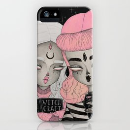 You Can Hex with Us iPhone Case