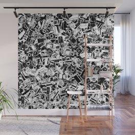 Shutterbug Wall Mural