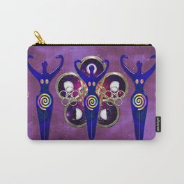 Cycles 3D Egyptian Goddess Carry-All Pouch