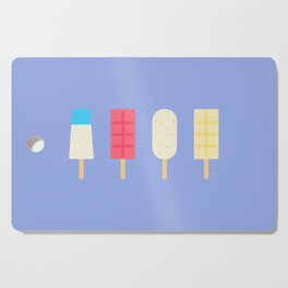 Paletas, Popsicles, Ice Cream | Cartagena, Colombia Cutting Board