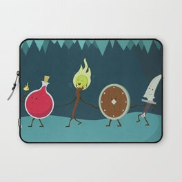 Let's All Go On an Adventure Laptop Sleeve