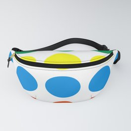 Stretch Dot Game Fanny Pack