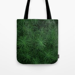 Foxtails Tote Bag