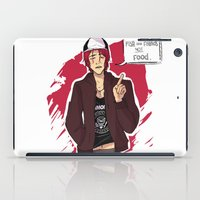 iwatobi iPad Cases featuring Fish are Friends by Gianbe