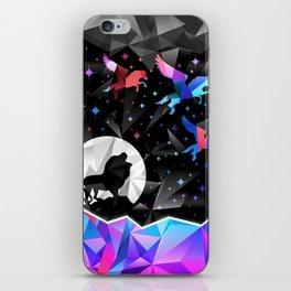 Magical Pegasus iPhone Skin