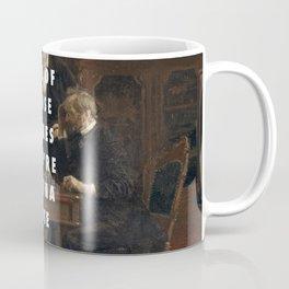 Black Chess Coffee Mug