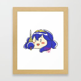 Octopus Lucina Framed Art Print