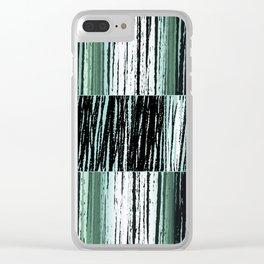 Resist Mints Clear iPhone Case
