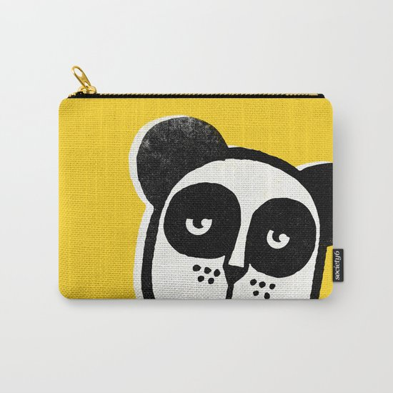 HAPPY PANDA Carry-All Pouch