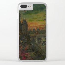 KOROVIN, KONSTANTIN (1861-1939) Le Pont Neuf, Paris Clear iPhone Case