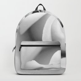 Black & White Beauty Rose #1 #floral #decor #art #society6 Backpack