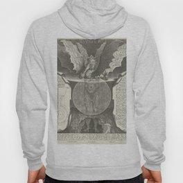 Lucifer 16th Century Engraving Hoody