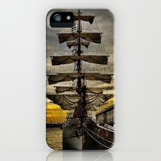 Tall Ship BAE Guayas iPhone (5, 5s) Slim Case