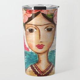 Coco's Closet - Inspired by Frida Travel Mug