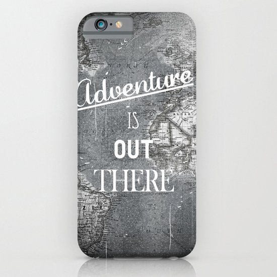 Adventure iPhone & iPod Case
