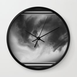 190 | hill country Wall Clock