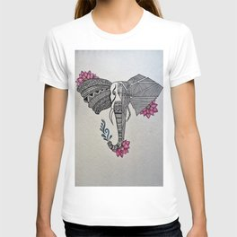 zen elephant T-shirt