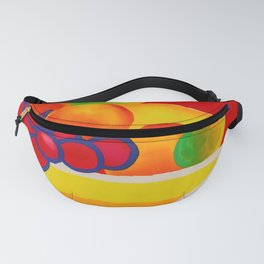Libanon Placard Fanny Pack