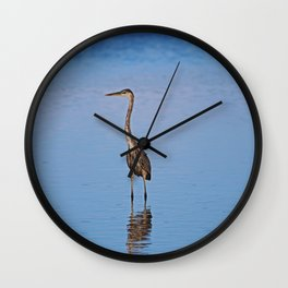 A Singular Fortune Wall Clock