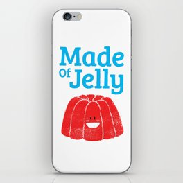 Made Of Jelly iPhone Skin