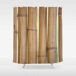 Bamboo 3 Shower Curtain