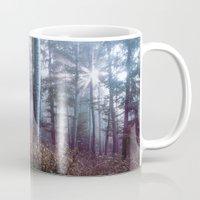 wanderlust Mugs featuring Wanderlust by StayWild