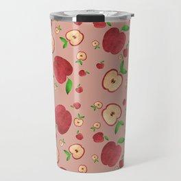 Apple craze Travel Mug