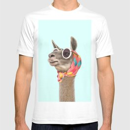 FASHION LAMA T-shirt