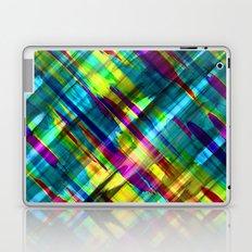 Colorful digital art splashing G72 Laptop & iPad Skin