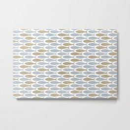 shoal of herring Metal Print