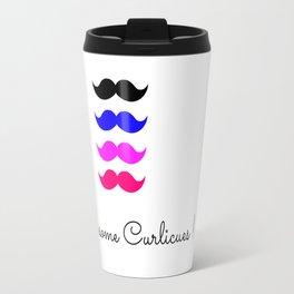 Awesome curlicues Travel Mug