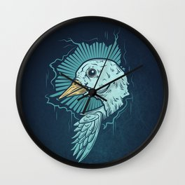 Tweeting Tom - What are you doing? Wall Clock