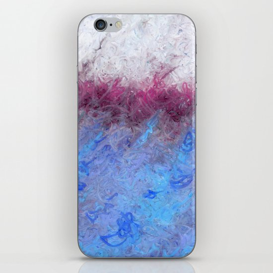 The Day's Deal With The Coming Night II iPhone & iPod Skin
