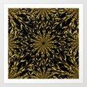 Black Gold Glam Nature by webgrrl