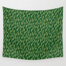 Camo Sharks Wall Tapestry