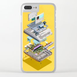 Assembly Required 12 Clear iPhone Case