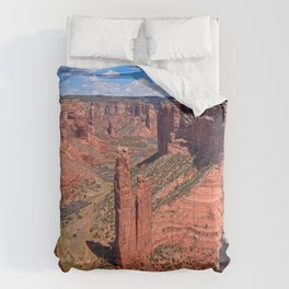 USA Arizona Canyon de Chelly National Monument Cliff Nature Rock Crag canyons Comforters
